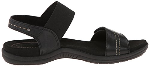 Rockport Cobb Hill Womens Revsun Kjole Sandal Sort