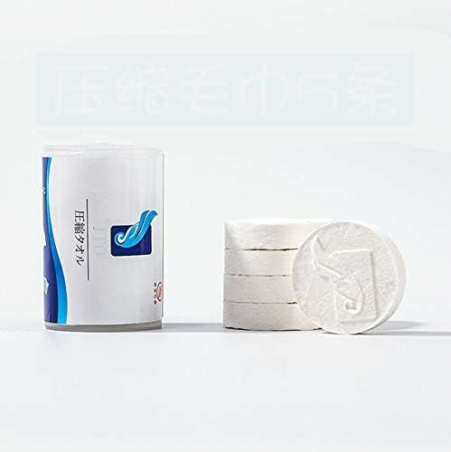 Zyhoue toallitas Secas-toalla Comprimida toalla de lavado desechable puro algodón Rollo Rollo de papel limpiado toalla de limpieza toalla de limpieza Duradera Casa 5 toalla: Amazon.es: Bebé