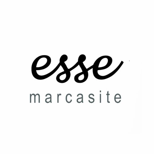 Esse Marcasite - 214L1067-01 - Bracelet Femme - Argent 925/1000 22.0004 Gr - Marcassite