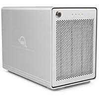 48TB OWC Mercury Elite Pro Quad RAID Ready (JBOD) 4-Drive HDD Storage Solution