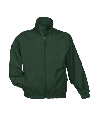 Tri Mountain Men's Lightweight Water Resistant Jacket