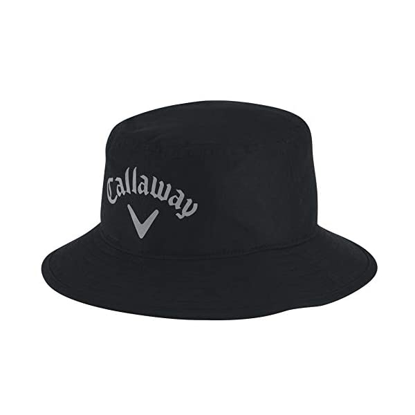 Callaway-Golf-Aqua-Dry-Bucket-Hat-Black