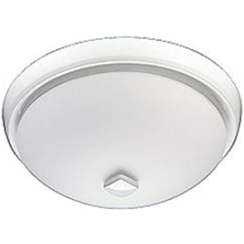 Broan 778wh Energy Star Qualified Decorative Ventilation Fan With Light 80 Cfm 2 0 Sones White