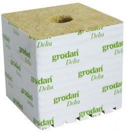 Grodan - Cubo, lana de roca, 15 x 15 x 13 cm: Amazon.es: Iluminación