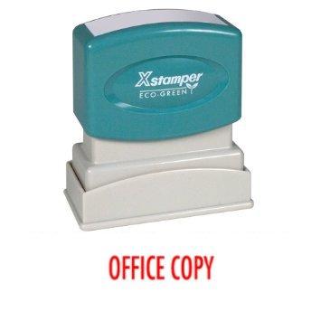 XStamper OFFICE COPY stock Stamp