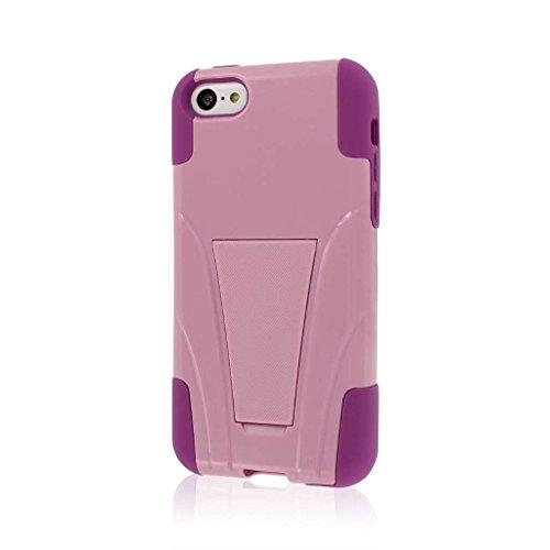 MPERO IMPACT X Série Béquille Case Étui Coque for Apple iPhone 5C - Pink Rosa