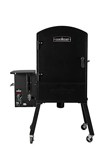 Camp Chef XXL Vertical Pellet Smoker with Cover (PGVXXL &