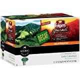 Folgers Decaf Lively Colombian K-Cups (Case of 6)