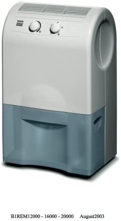 Bosch PAD20000 - Pad 20000 purificador de aire/deshumidificador ...