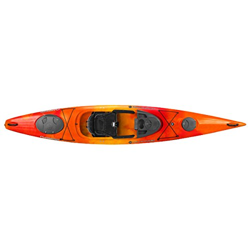 Wilderness Systems Pungo 140 Kayak - Mango by Wilderness Systems