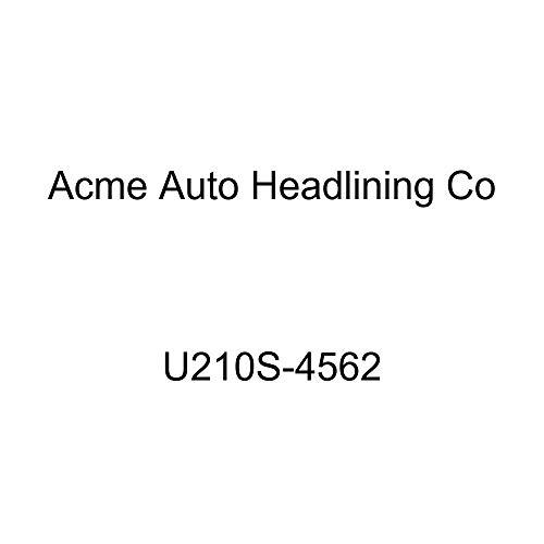 (Acme U210S-4562 Medium Blue Vinyl Front Bucket and Rear Bench Seat Upholstery )