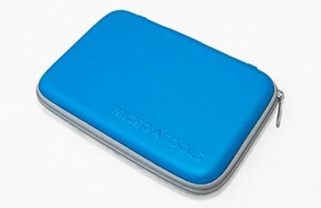 Estuche para instrumentos de disección VENDUE vacío (azul): Amazon.es: Amazon.es