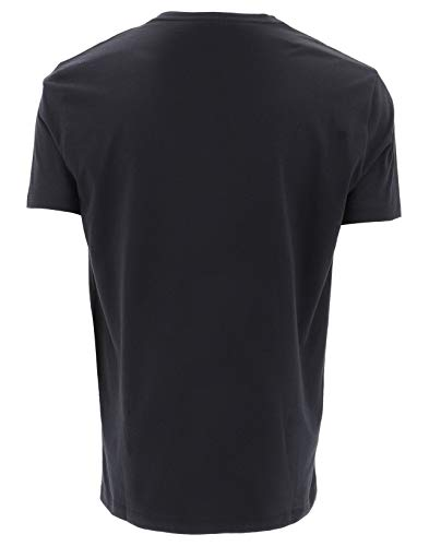 557809qmz910901 cotone T Mcqueen Man Alexander di nera shirt HwqpE77Cx