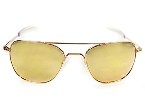 Or Lunettes soleil Homme rose gold de Medium Randolph aqUIw