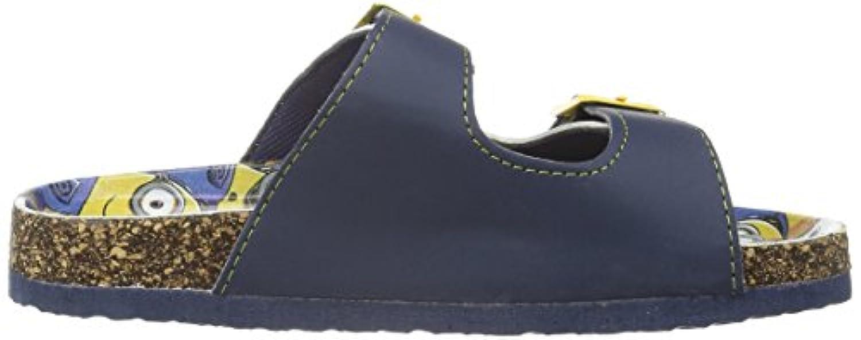MINIONS Boys' Boys Kids Bio Sandals and Mules Open Toe Sandals Multicolor Size: 1
