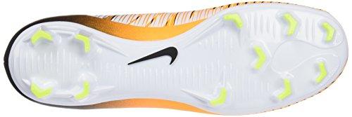Nike Mercurial Victory Vi Fg Soccer Cleat Laser Orange, Zwart, Wit, Volt