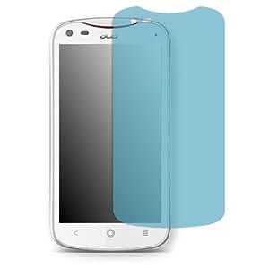 Lámina de protección Golebo azul contra miradas laterales para Acer Liquid E2 Duo - PREMIUM QUALITY