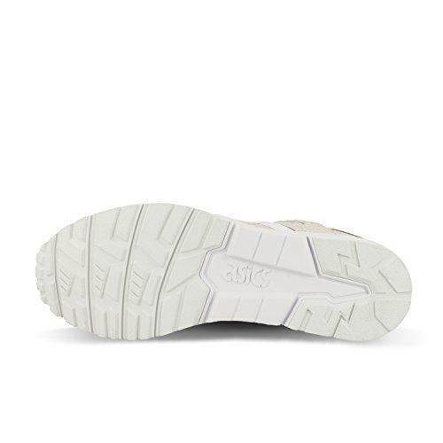 Asics Womens Gel Lyte V White Snakeskin Crema H7e8l 0101 Moda Running
