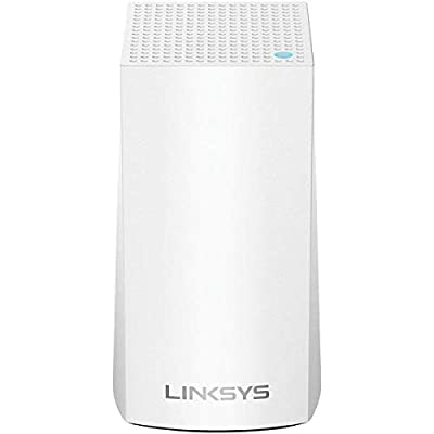 Linksys Velop Home Mesh WiFi System – WiFi Router/WiFi Extender for Whole-Home Mesh Network