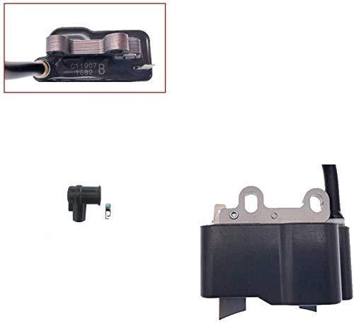 PARTSRUN ES250 PB250 Coil ID#C11907 A411000500 A411000501 Ignition Module for Echo Blower ES-250 PB250LN PB252 PB-250,ZF-IG-A00277