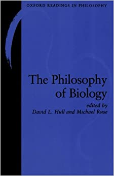 Book The Philosophy of Biology (Oxford Readings in Philosophy)