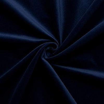 Joyas - Pana - Algodón - Terciopelo - Por metro - 7 colores (azul ...