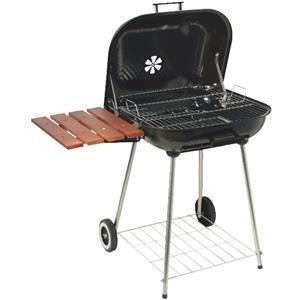 "Amazon.com: 21.5"" Smoker Charc Grill: Patio, Lawn & Garden"