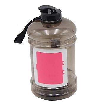 WJNGQJKXKIJ termos para Cafe Botella de Agua plástica_2.2 ...