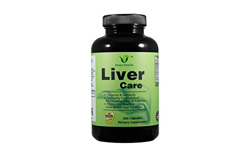 liver care by green vitalife