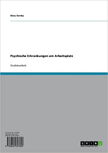 Free Books To Download For Android Psychische Erkrankungen Am Arbeitsplatz German Edition PDF CHM