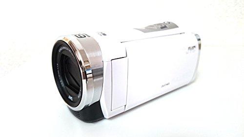 JVC ビクター ビデオカメラ Everio エブリオ GZ-HM177-W