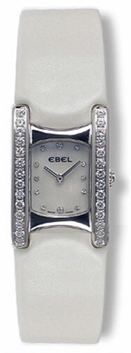 Ebel Women's 9057A28-1991035439 Beluga Manchette Watch Beluga Ladies Wrist Watch