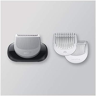 Braun EasyClick Accesorio de depiladora Corporal para Afeitadora Eléctrica Hombre Series 5, 6 y 7: Amazon.es: Salud y cuidado personal