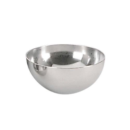 - Hemisphere Mold Half Round Stainless Steel - 5-1/2 x 2-3/4 High by De Buyer