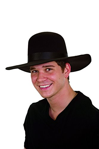 Hat Quaker (24241 Amish Hat Permafelt)