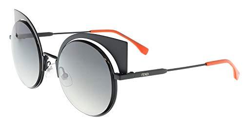 Sunglasses Fendi 177 /S 0003 Matte Black / VK gray gradient ()