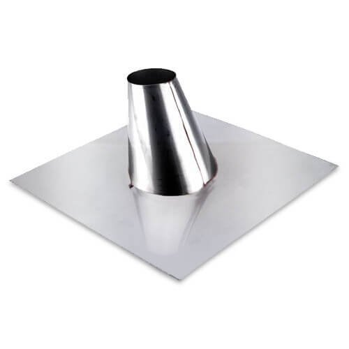 3'' Z-Vent Adjustable Roof Flashing