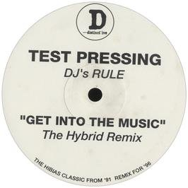 DJ's Rule Featuring Karen Brown Get Into The Music '97