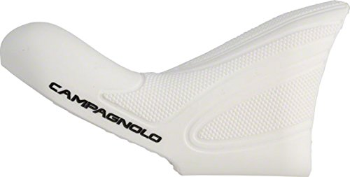 (Campagnolo Ultra-Shift Lever Hoods for 2015 and later, White)