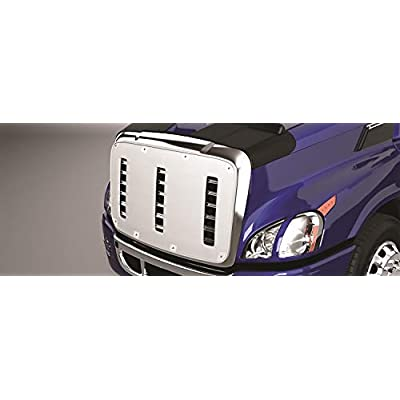 Belmor WF-3040-1 White Winterfront Truck Grille Covr for 2020-2020 Volvo VNM & VNL: Automotive
