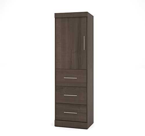 "Review BESTAR Nebula 25"" Storage Unit, Antigua By Bestar by Bestar"