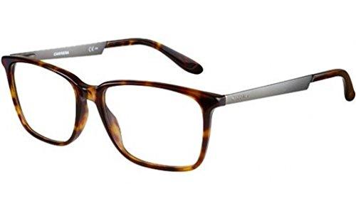 Carrera 5515 Eyeglass Frames CA5515-0AQL-5416 - Havana Ruthenium Frame Lens Diameter 54mm