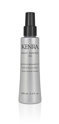 Kenra Daily Defense Protective Lightweight Oil, 3.4 Fluid Ounce