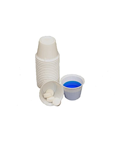Awesome Souffle Cups | 1 ounce - 500 cups | Sturdier than Paper cups | Great for portioning