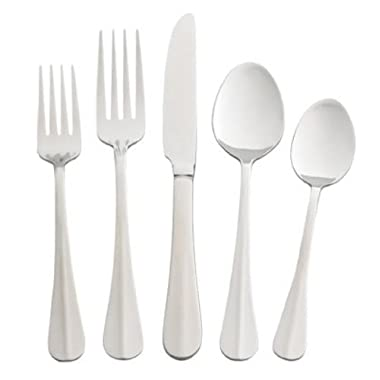 International 53-Piece Simplicity Flatware Set