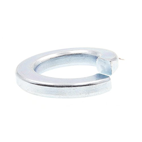 Prime-Line 9082400 Medium Split Lock Washers, 9/16 in., Zinc Plated Steel, 25-Pack