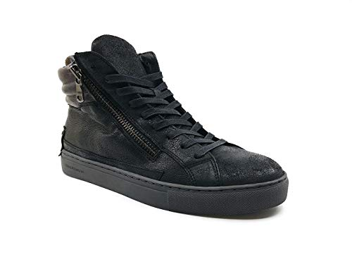 London Nero 11321aa1 Crime a 20 Sneaker Nero Uomo 020 Collo Alto dSqxzSwn