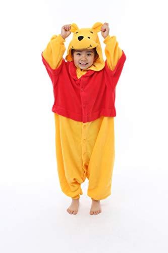 Winnie The Pooh Kids Kigurumi (2-5 -