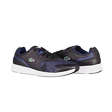 1e2c58d12 Lacoste Black & Blue Fashion Sneakers For Men: Amazon.ae: DIKOCHI