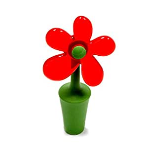 Chef Craft Bottle Stopper, Flower